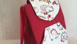 Petit sac à dos de chez Madalena Couture